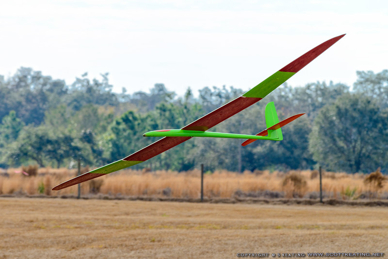 Paul Mittendorff's Xplorer - FSS (Florida Soaring Society) contest #1 2018, hosted by the Orlando Buzzards in Christmas, Florida