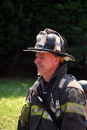 Remembering Capt. Gregory Barnas Last Alarm: 2/28/14