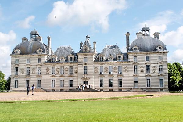 Chateau de Cheverny - Exterieur