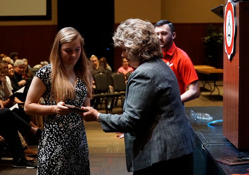 Student Leadership, Service and Volunteerism Recognition