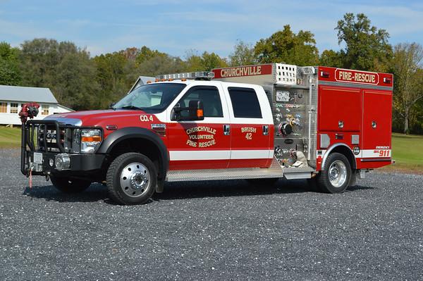 Company 4 - Churchville Fire and Rescue