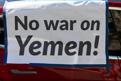 25 Jan 2021 Day of Action for Yemen