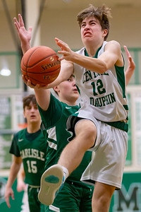 2020-01-17 | Freshmen Boys | Central Dauphin vs. Carlisle