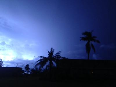 2013-10-07 Lightning Storm