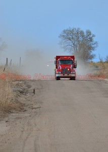 Ellicott Fire Department-Wildland Fire-Coal Mine Road