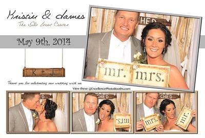 Kristin and James