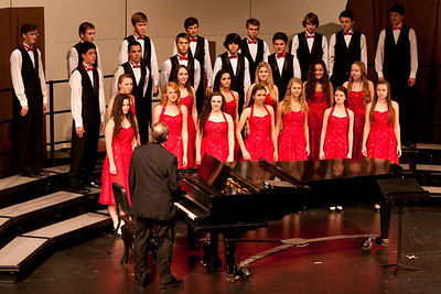 Pearce Winter Concert 2012