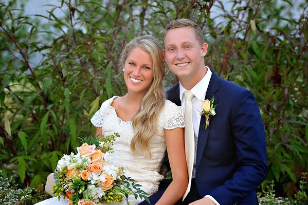 Courtney & Chad's Wedding