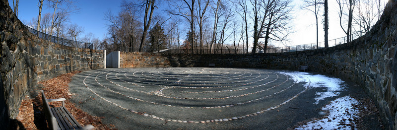 Delaware Art Museum Labyrinth