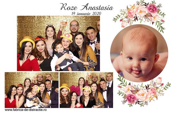 Roze Anastasia - Cabina Foto Botez