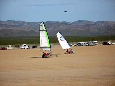 2009- 2010 NABSA sailing event