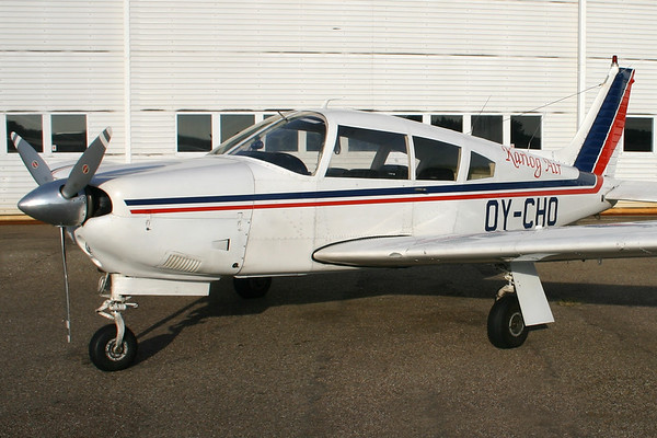 OY-CHO - Piper PA-28R-200 Cherokee Arrow II