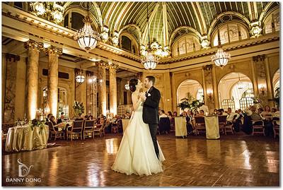 Jennifer & Aaron Wedding