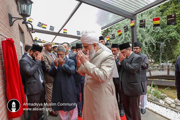 Inauguration of Baitur Raheem Mosque in Alken - September 12, 2018