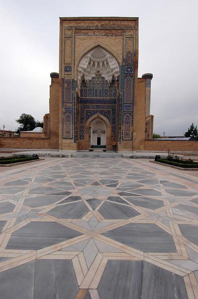 050425 3293 Uzbekistan - Samarkand - Gur Emir Mausoleum _D _E _H _N ~E ~P.JPG