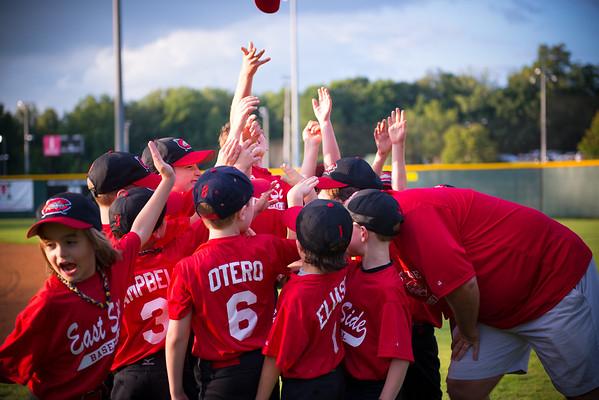 2012 Fall Pinto Mudcats Baseball
