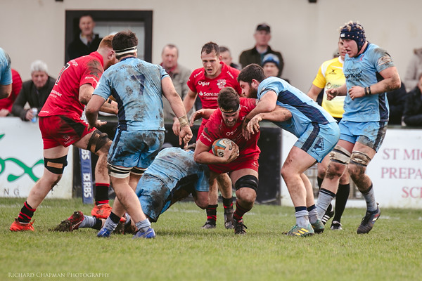 Reds 14 Scottish 24