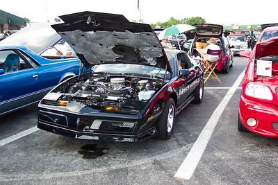 Newark Car Show
