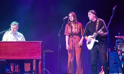 Steve and Lilly Winwodd New Jersey Performance Arts  Center -March 9 2018