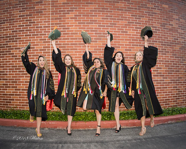 2018-08-05 KIM SMITH & FRIENDS, UIW PHARMACY GRADUATES