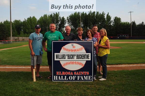 Elrosa Saints Baseball Hall of Fame 07-09