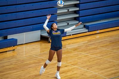 Varsity Volleyball Scrimmage 8/14/2021