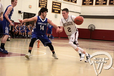 BOYS' BASKETBALL ■ vs. Upper Cape Tech — 1 . 6 - 2017