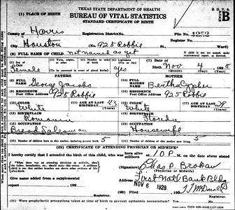 Smock Family Documents