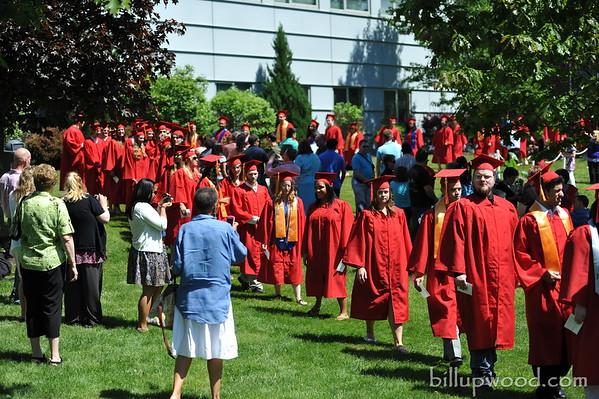 WCCC Graduation - 5/21/11