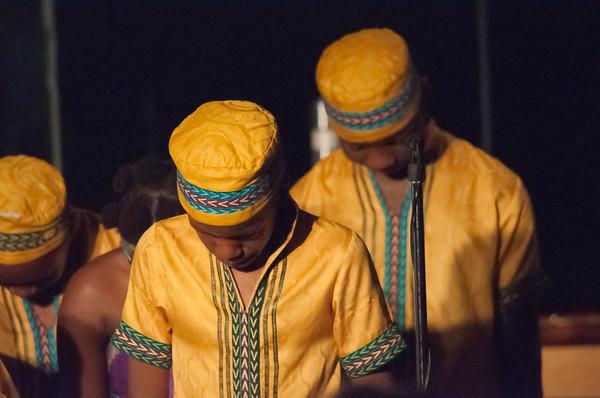 Asante Children's Choir