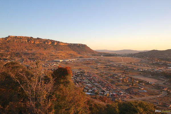 Maseru and Teyateyaneng