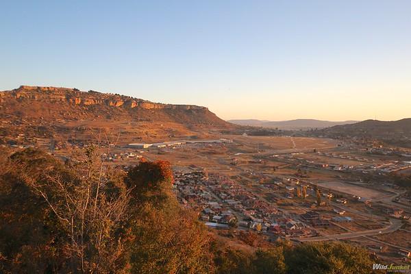 Maseru and Teyateyaneng