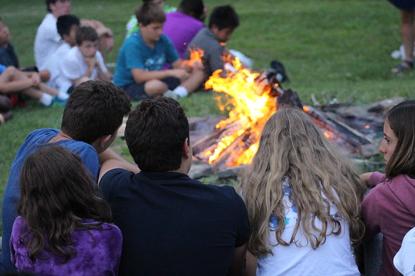 July 7: Campfire at the Waterfront