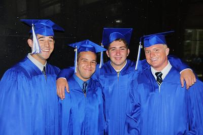 CJ's Graduation
