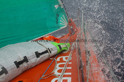 MIami -On Board Groupama - Volvo Ocean Race 2011-2012