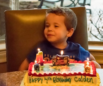 2017 Caiden's 4th Birthday