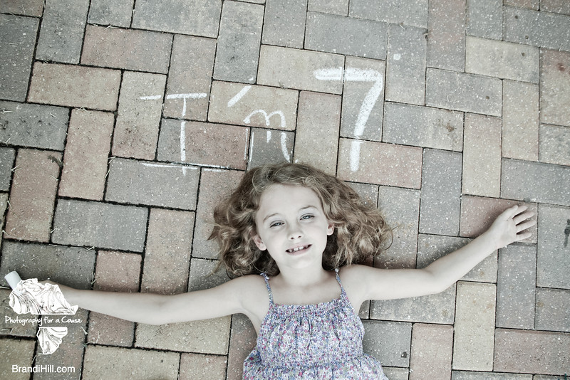 Grace's 7th Birthday