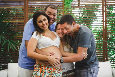 Gravidez - Adriana e Marcelo