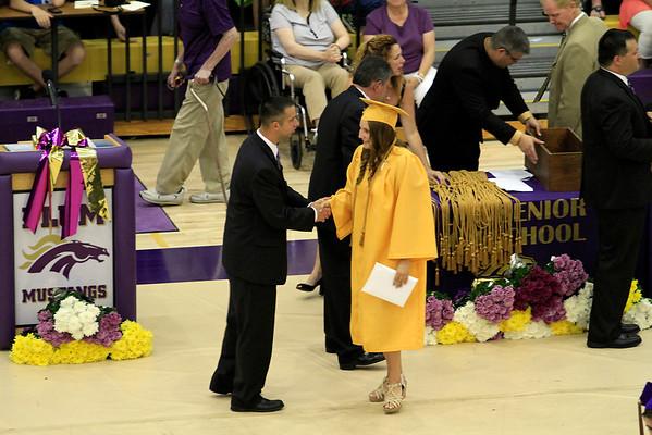 Samantha's High School Graduation