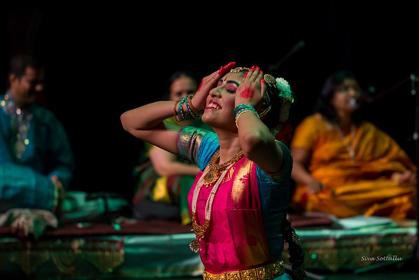 Shivani Chinnakonda Arangetram