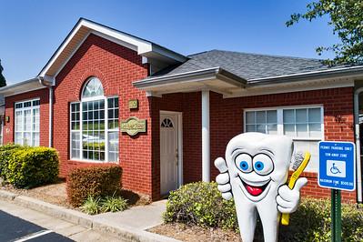 Cumming Family Dental Shoot 8/4/2021