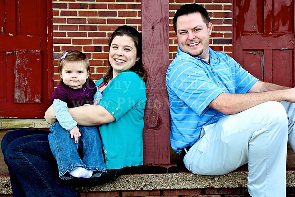 Fredrickson Family - Yorktown Portrait Photography