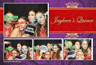 Jayleen's Quince