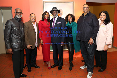 Race & The Media: Series 1-Hollywood Comes To DU. With: Richard Roundtree, Dawnn Lewis, Najee, D. Channnsin Berry, Rodney Barnes, Margaret Avery 3-11-16
