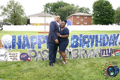 JUNE 13TH, 2021: MINISTER JEFFREY BRYAN'S BIRTHDAY BASH