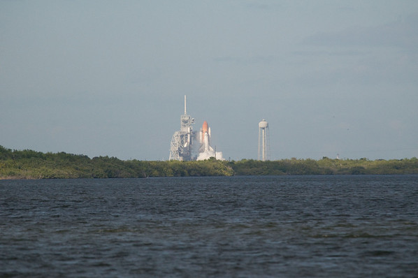 Space Shuttle Atlantis Launch-Normal View-11/16/09