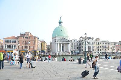 Venice Italy - Oct 2014