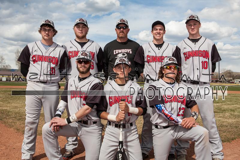 GHS Baseball 2016