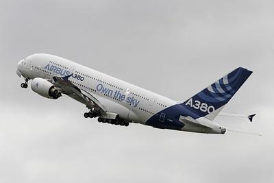 Paris Airshow, Le Bourget 2013