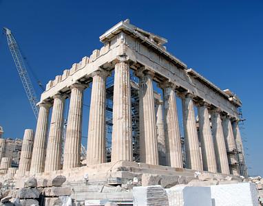 Athens Greece 2007